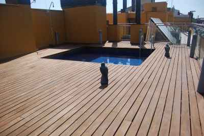 New apartment in Barcelona with community pool